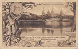 ASCHAFFENBURG // 1912 - Aschaffenburg
