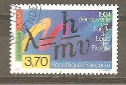 FRANCE 1994 Y T N ° 2877 Oblitéré - France