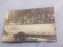 Dahmen's Auto Rundfahrt Koln Photo Carte Originale - Ansichtskarten