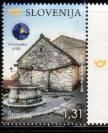 SLOVENIA , 2019, MNH, TOURISM, STANJE, ARCHTECTURE, 1v - Holidays & Tourism