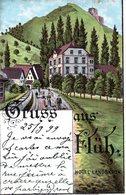 Gruss Aus Fluh Hotel  Landskron - Suisse