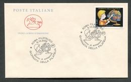 FDC ITALIA 2006 - CAVALLINO - GIORNATA DELLA FILATELIA - 404 - 6. 1946-.. Repubblica