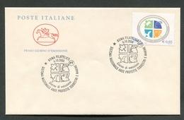 FDC ITALIA 2006 - CAVALLINO - SISTEMA NAZIONALE AREE PROTETTE TERRESTRI E MARINE - 405 - 6. 1946-.. Repubblica