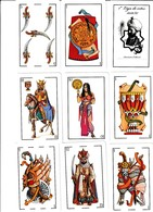 BARAJA ESPAÑOLA, PLAYING CARDS DECK,  DE MOROS Y CRISTIANOS DE ALCOY 2016/17 - Barajas De Naipe