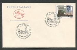FDC ITALIA 2006 - CAVALLINO - ANNIVERSARIO NASCITA DINO BUZZATI - 408 - 6. 1946-.. Repubblica