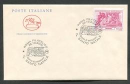 FDC ITALIA 2006 - CAVALLINO - IL SANTO NATALE - ADORAZIONE DEI MAGI - 409 - 6. 1946-.. Repubblica