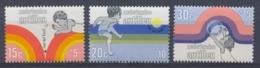 Nederlandse Antillen/Netherlands Antilles 1972 Mi: 251-253 Yt: 439-441 Nvph: 457-459 (PF/MNH/Neuf Sans Ch/**)4374) - Curaçao, Nederlandse Antillen, Aruba