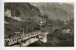 Gare Chernex Sur Montreux - VD Vaud