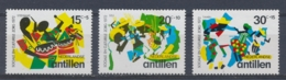 Nederlandse Antillen/Netherlands Antilles 1972 Mi: 246-248 Yt: 434-436 Nvph: 452-454 (PF/MNH/Neuf Sans Ch/**)4375) - Curaçao, Nederlandse Antillen, Aruba