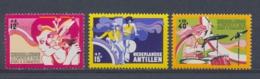 Nederlandse Antillen/Netherlands Antilles 1974 Mi: 281-283 Yt: 469-471 Nvph: 489-491 (PF/MNH/Neuf Sans Ch/**)4376) - Curaçao, Nederlandse Antillen, Aruba