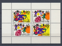 Nederlandse Antillen/Netherlands Antilles 1977 Mi: Block 6 Yt: BF 6 Nvph: 555 (Gebr/used/obl/o)4379) - Curaçao, Nederlandse Antillen, Aruba