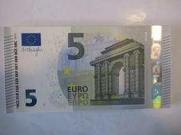 5 Euro-Schein Unc.Draghi - EURO