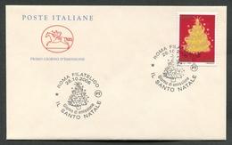 FDC ITALIA 2006 - CAVALLINO - IL SANTO NATALE - 410 - 6. 1946-.. Repubblica