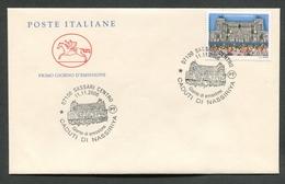 FDC ITALIA 2006 - CAVALLINO - CADUTI DI NASSIRIYA - SASSARI - 411 - 6. 1946-.. Repubblica