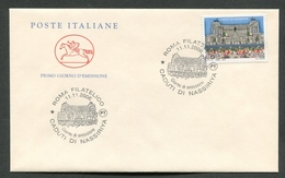 FDC ITALIA 2006 - CAVALLINO - CADUTI DI NASSIRIYA - ROMA - 412 - 6. 1946-.. Repubblica