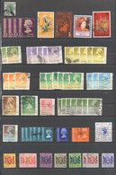 HONG KONG - Lotto - Accumulo - Vrac - 62 Francobolli - Usati - Vrac (max 999 Timbres)