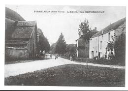 52 - PISSELOUP - L ENTREE PAR BETONCOURT - Autres Communes