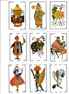 BARAJA ESPAÑOLA, PLAYING CARDS DECK, DE MOROS Y CRISTIANOS DE ALCOY, 2017/18 - Barajas De Naipe