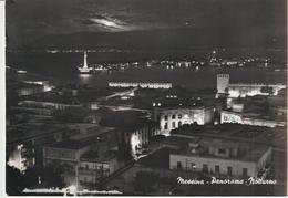 62-Messina-Panorama Notturno-v-1963 X Aci S:Antonio-Catania - Messina