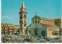 61-Messina-Agosto Messinese-Folklore-Feste-La Vara In Piazza Duomo-v-1982 X Catania - Messina
