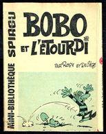 """Mini-récit N° 299 - """" BOBO Et L'ETOURDI """" De ROSY Et DELIèGE - Supplément à Spirou - Monté. - Spirou Magazine"""