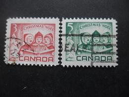 CANADA N°397 Et 398 Oblitérés - Vrac (max 999 Timbres)