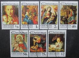 GRENADINES Série N°116 Au 122 Oblitérés - Vrac (max 999 Timbres)