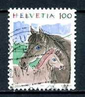 SVIZZERA - HELVETIA - Year 1993 - Viaggiato - Traveled - Voyagè - Gereist. - Svizzera