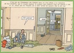 Belle CPSM Illustrateur Signé Martin Veyron Pret à Loger Crédit Agricole Toulouse - Illustrateurs & Photographes