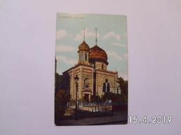 Pforzheim. - Synagode. (9 - 7 - 1911) - Pforzheim