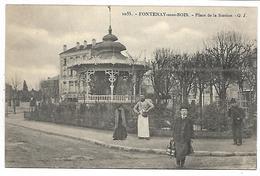 FONTENAY SOUS BOIS - Place De La Station - Fontenay Sous Bois