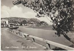 53-Capo D' Orlando-Messina-Lido S.Gregorio-v.1970 X Vizzini-Catania - Messina