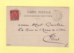 Kayes - Senegal Et Niger - 1901 - Cpa Deux Mauresques - Senegambia And Niger (1903-1906)