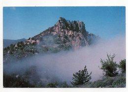 Chypre -- ST HILARION -- Timbre -- Cachet - Chypre