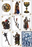 BARAJA ESPAÑILA, PLAYING CARDS DECK, DE MOROS Y CRISTIANOS DE ALCOY 2018/19 - Barajas De Naipe