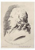 """Famille Royale--Stanislas Roi De Pologne -- Duc De Lorraine --  Repro Gravure   -- Pas De Mention """"Carte Postale"""" - Royal Families"""