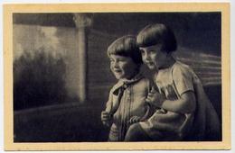 Bambina - E Bambino - Formato Piccolo Non Viaggiata - E 12 - Scene & Paesaggi