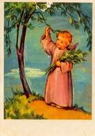Bambina - L'amore E Un Respiro Di Paradiso - Formato Grande Viaggiata - E 12 - Scene & Paesaggi