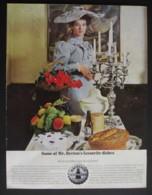 MACKESON BEER. ORIGINAL 1964 MAGAZINE ADVERT . - Advertising