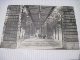 CPA 75 PARIS Sous Le Viaduc Du Metropolitain Boulevard Blanqui Animée TBE - Métro Parisien, Gares