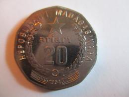 Madagascar: 20 Ariary 1994 - Madagascar