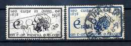 1938 IRLANDA SERIE COMPLETA USATA - 1937-1949 Éire