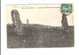 ENVIRONS D ARRAS - LES PIERRES D ACQ MONUMENT DRUIDIQUE - Arras
