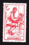 Dahomey, Scott #B12, Mint Hinged, Soldiers, Issued 1941 - Dahomey (1899-1944)