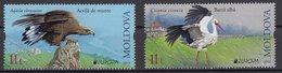 2019 , Moldova  Moldavie  Moldawien  Moldau  Europa Birds  Fauna , 2 V. , MNH - Moldavie