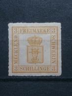 Mecklenburg Schwerin Mi-Nr. 7 * Ungebraucht - Mecklenbourg-Schwerin
