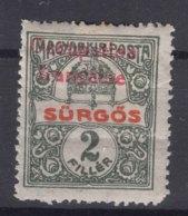 France Occupation Hungary Arad 1919 Yvert44 Mint Hinged - Nuovi