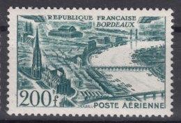 France 1949 Poste Aerienne Yver#25 Mint Never Hinged (sans Charniere) - Ungebraucht