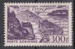 France 1949 Poste Aerienne Yver#26 Mint Never Hinged (sans Charniere) - Ungebraucht