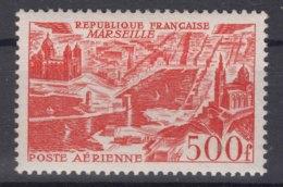 France 1949 Poste Aerienne Yver#27 Mint Never Hinged (sans Charniere) - Ungebraucht